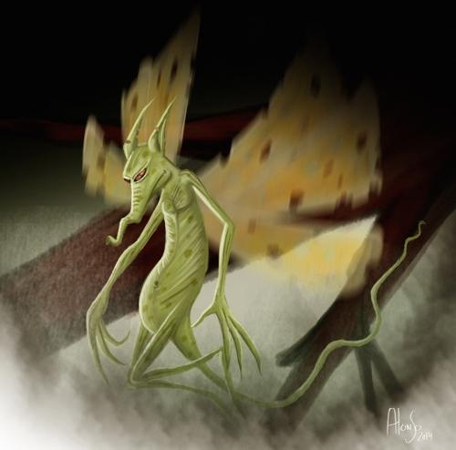 criature fly capa2