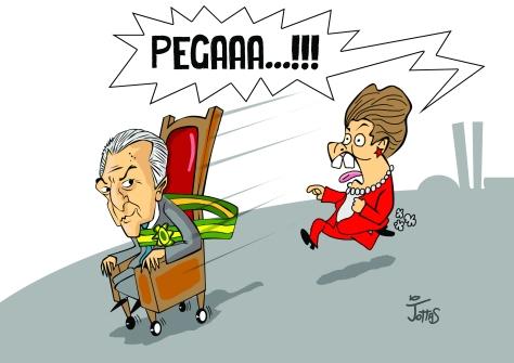 Charge_Temer presidente