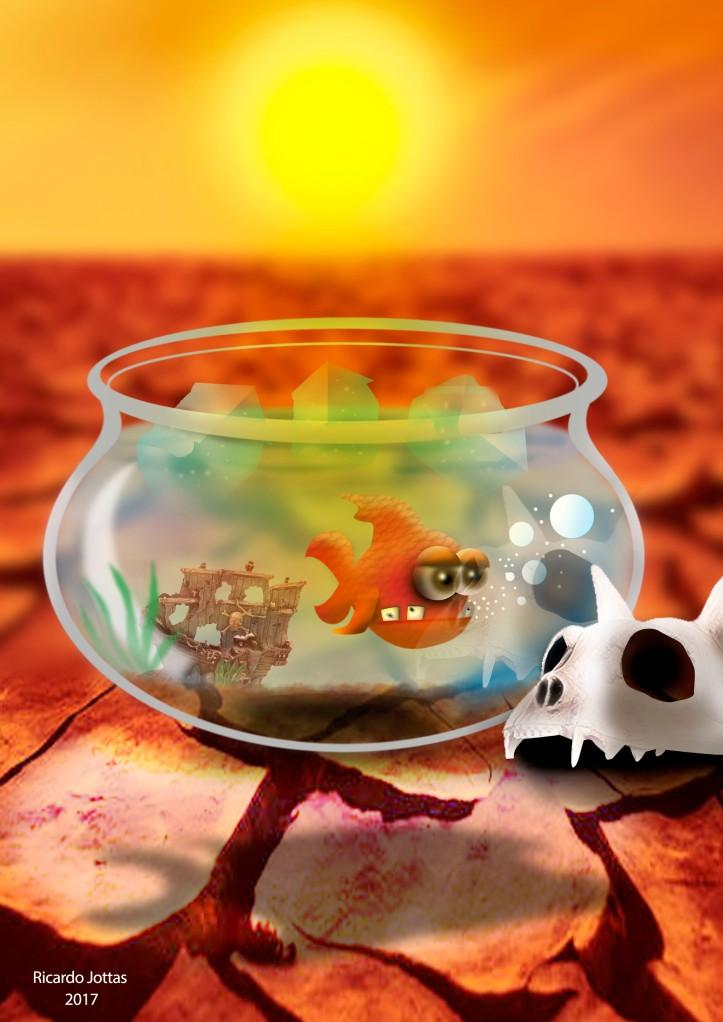 aquario no deserto